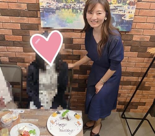 【お祝い会♡】30代前半女性ご成婚♡偶然が重なり...ご成婚♡
